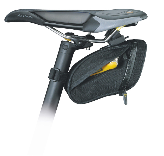 Taška Topeak AERO WEDGE PACK DX Medium + držiak F25