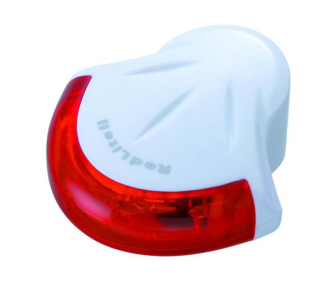 Svetlo zadné Topeak RED LITE II biele
