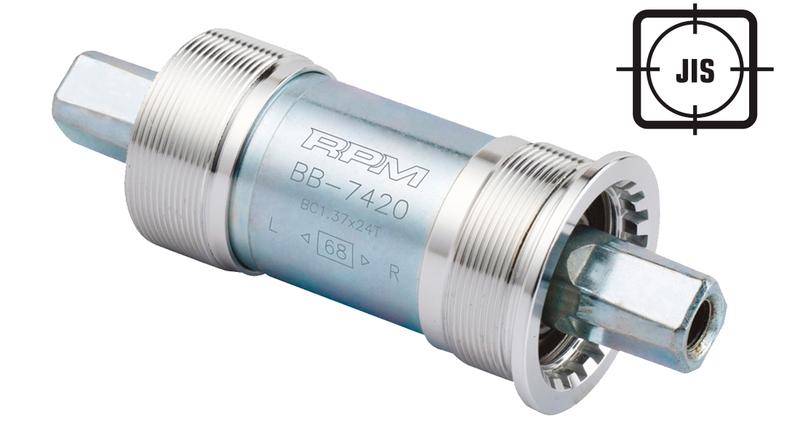Stredová oska FSA RPM BB-7420ST JIS, 68x118mm