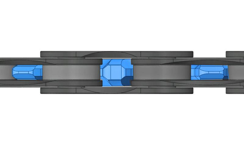 Cestný prevodník FSA Super Road MegaTooth 110x40z [1x11]