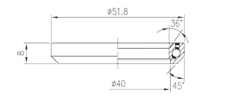 Hlavové zloženie FSA SX Pro SuperLight