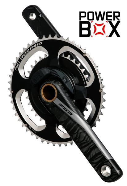 Kľuky FSA PowerBox Carbon ABS 386EVO 53/39, 170mm
