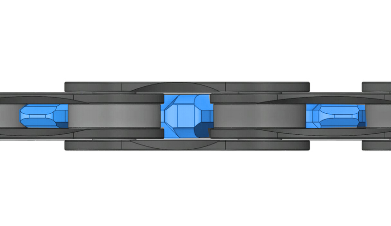 Cestný prevodník FSA SL-K ABS MegaTooth 110x40z [1x11]