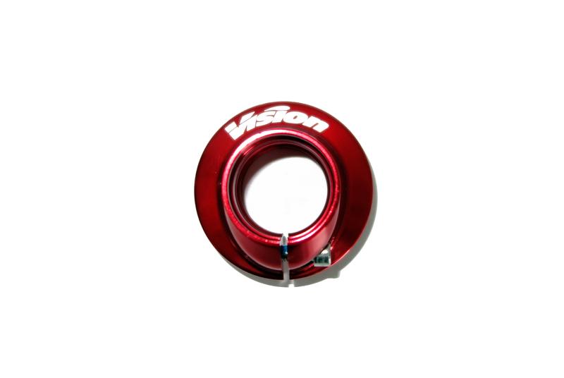 Vision PRA matica zadného kolesa MW282, červená