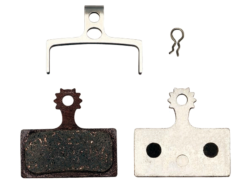 Brzdové deštičky FSA Semi-metalic DB023