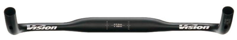 Kormidlo VISION Team Flat Base Bar, 400mm