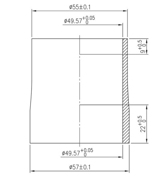 Hlavové zloženie FSA 1/DX Pro (I/E)