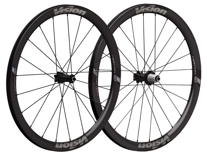 Cestné kolesá VISION Metron 40 SL Disc-6B, Clincher