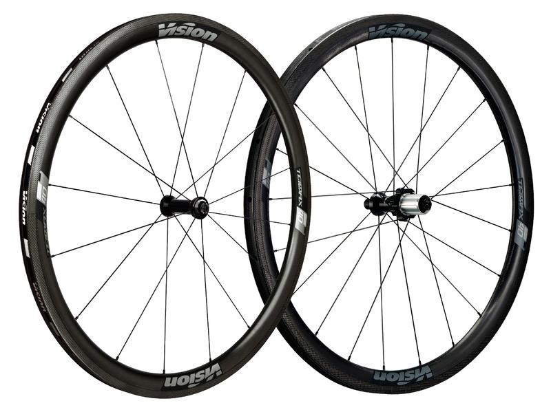 Cestné kolesá VISION TriMax Carbon 40, Clincher