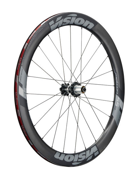 Cestné kolesá VISION Metron 55 SL DB-6B Clincher 2018