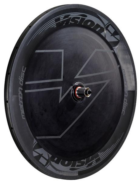Zadné koleso VISION Metron Disc Gray TLR Plášť