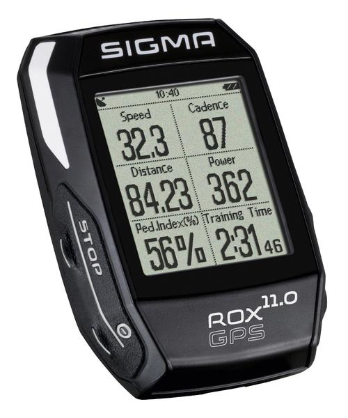 Cyklopočítač Sigma ROX 11.0 GPS black