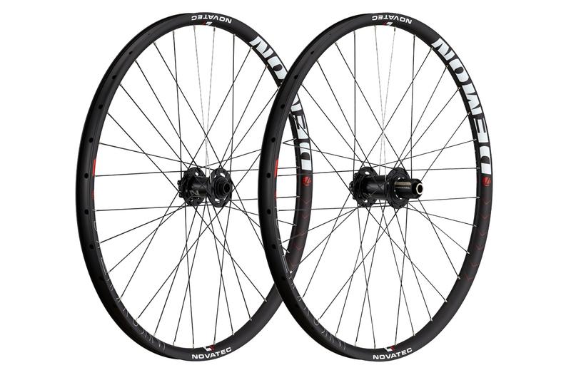 Vypletené MTB kolesá Novatec DEMON 27.5