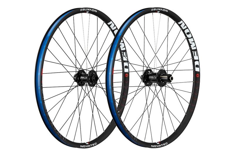 Vypletené MTB kolesá Novatec DEMON 26