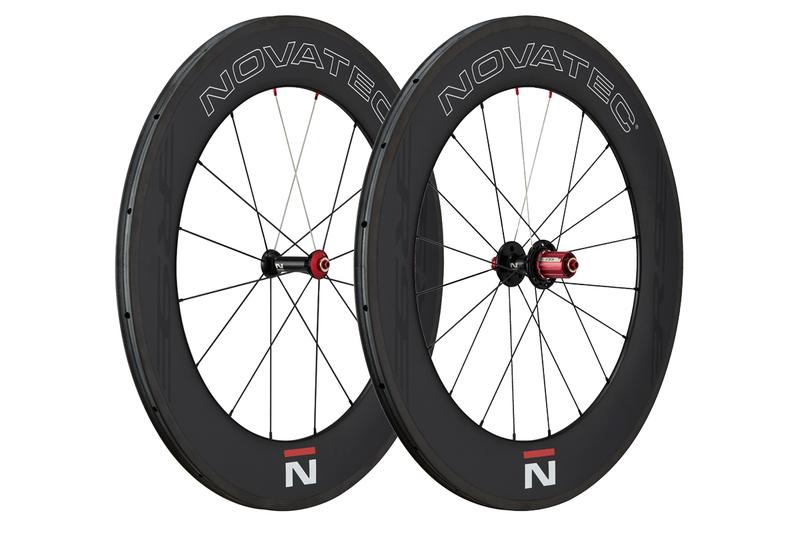 Cestné kolesá Novatec R9 tubular