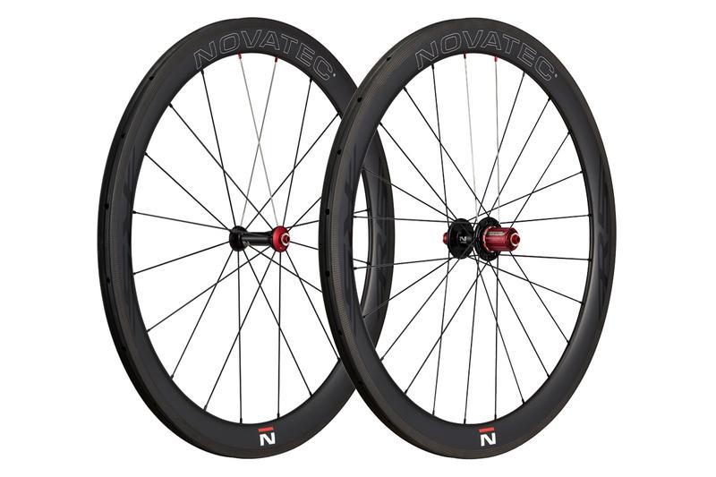 Cestné kolesá Novatec R5 tubular