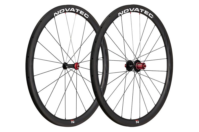 Cestné kolesá Novatec R3 tubular