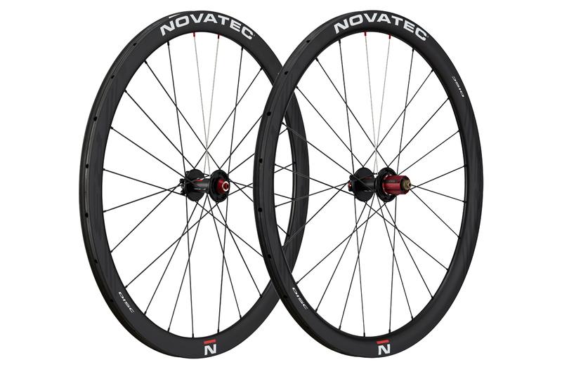 Cestné kolesá Novatec R3 Disc tubular