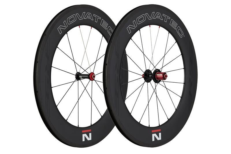 Cestné kolesá Novatec R9 clincher