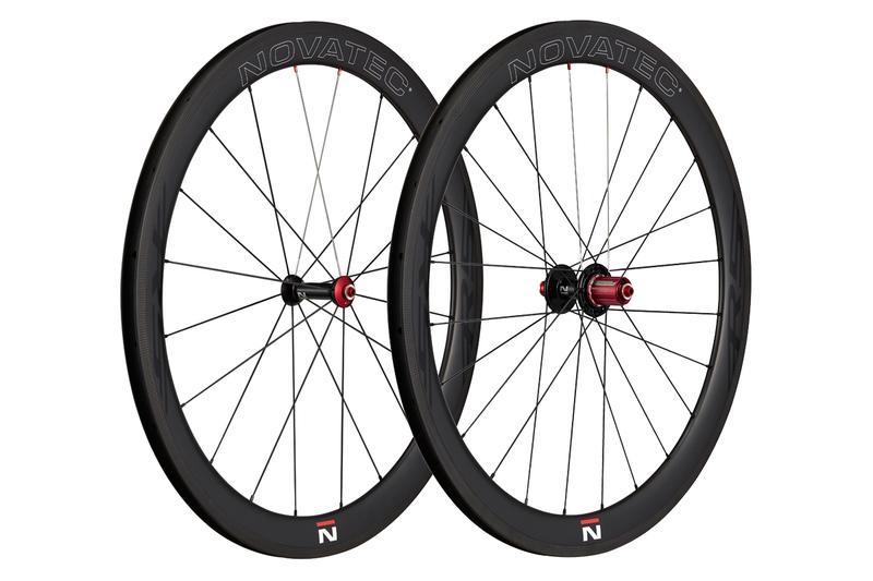Cestné kolesá Novatec R5 clincher