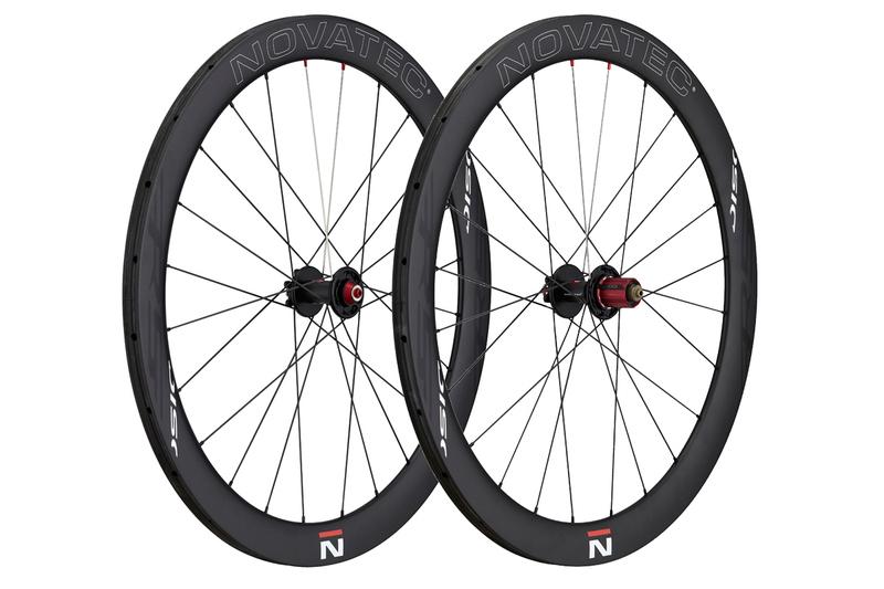Cestné kolesá Novatec R5 Disc clincher
