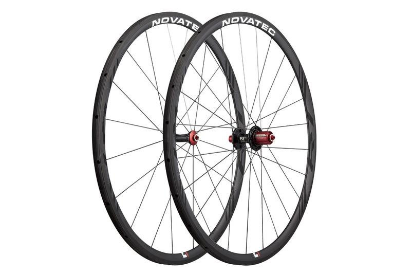 Cestné kolesá Novatec R1 clincher