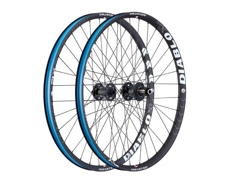 Vypletené MTB kolesá Novatec DIABLO XL29 (BOOST)