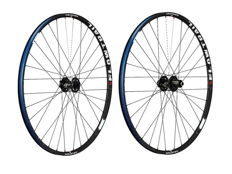 Vypletené MTB kolesá Novatec FLOWTRAIL29 BOOST 32/32
