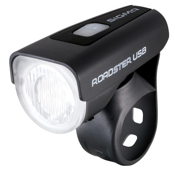 Světlo přední Sigma ROADSTER USB
