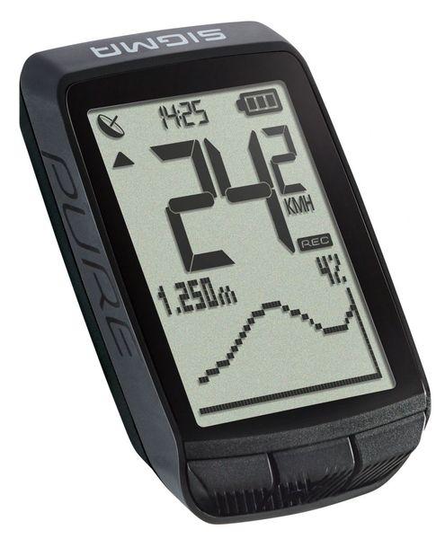 Cyklopočítač Sigma PURE GPS