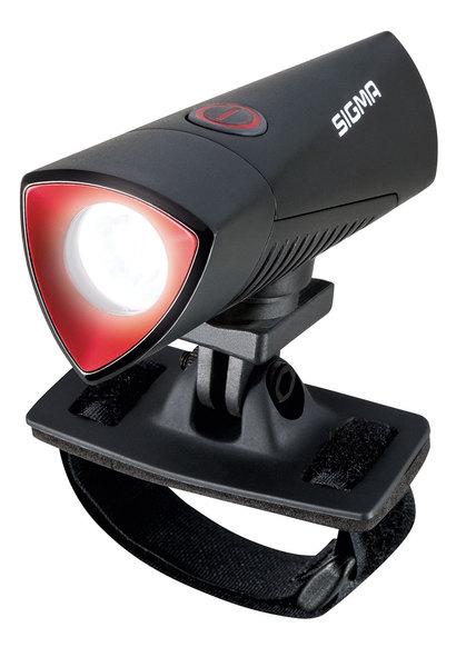 Svetlo predné Sigma BUSTER 700 HL na prilbu