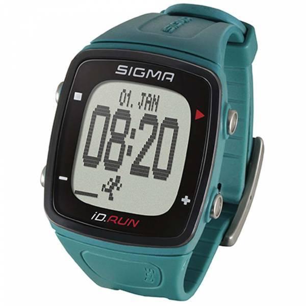 Bežecké hodinky Sigma iD.RUN pine green