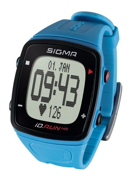 Pulzomer Sigma iD.RUN HR pacific blue
