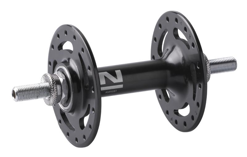Náboj Novatec A565SBT, predný, 32-dierový, čierny