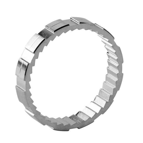 Západkový krúžok Novatec 40-zubový press-in