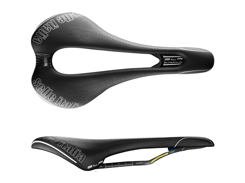 Sedlo Selle Italia SLR Kit Carbonio Superflow S