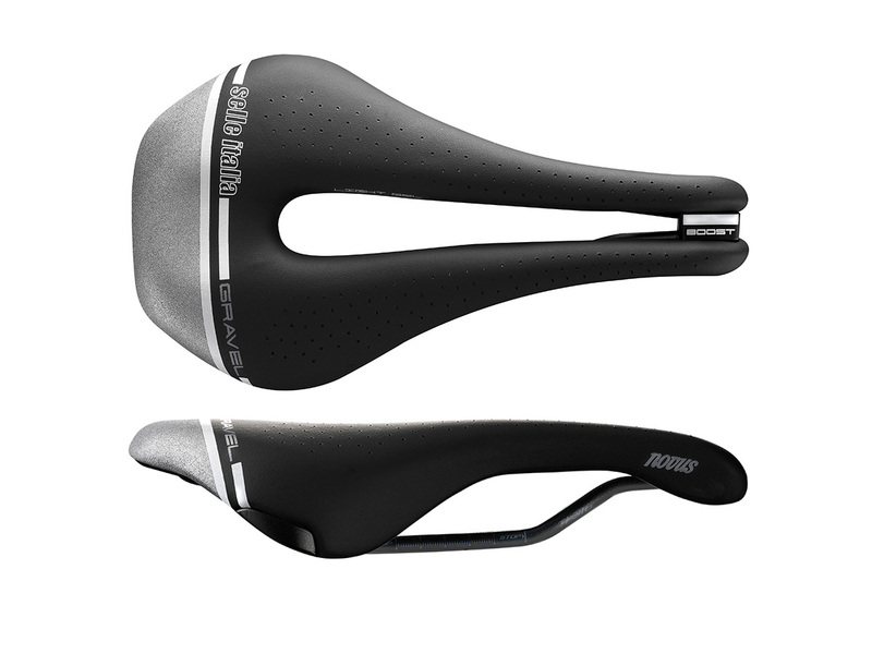Sedlo Selle Italia Novus Boost Gravel Tech Superflow L