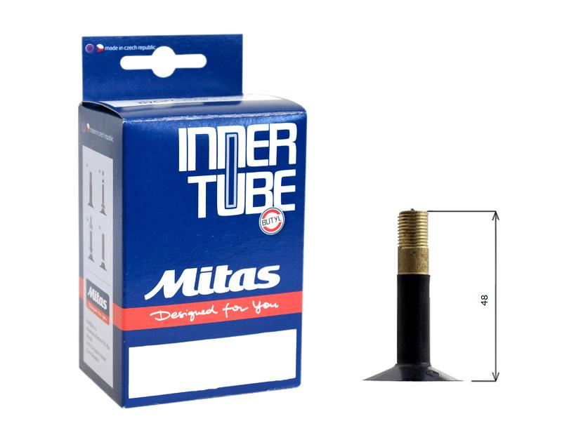 Duša MITAS Classic 700 x 25/35 AV48