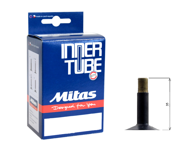 Duša MITAS Classic  24 x 1.50/2.10 AV35