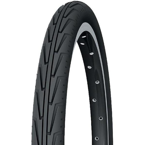 Plášť Michelin City'J 20 x 1,75 černo/biely drót