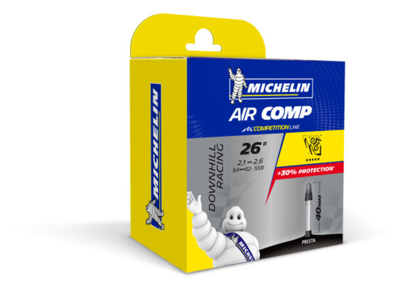 Duša Michelin Aircomp Downhill 26 x 2,20-2,80 FV40
