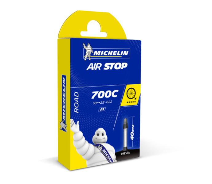 Duša Michelin Airstop 700 x 18/25 FV40 (nebalené)