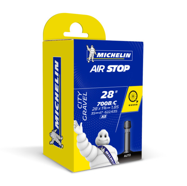 Duša Michelin Airstop 700 x 35/47 AV35 (nebalené)