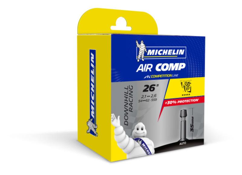 Duša Michelin Aircomp Downhill 26 x 2,20-2,80 AV35