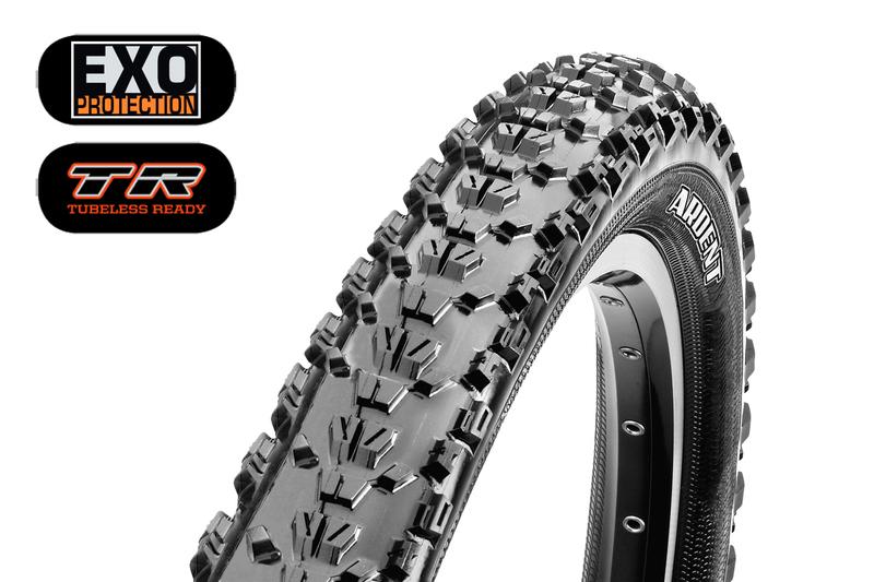 Plášť MAXXIS Ardent Race 27.5x2.20 kevlar EXO TR DC