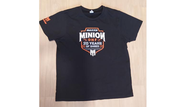MAXXIS Navy T-shirt M