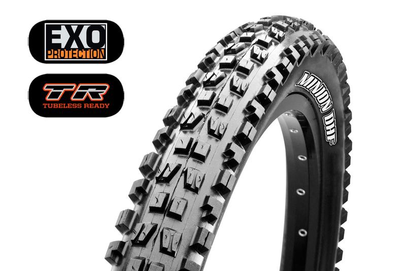 MAXXIS Minion DHF 29x 2.50 WT kevlar EXO TR SKINWALL