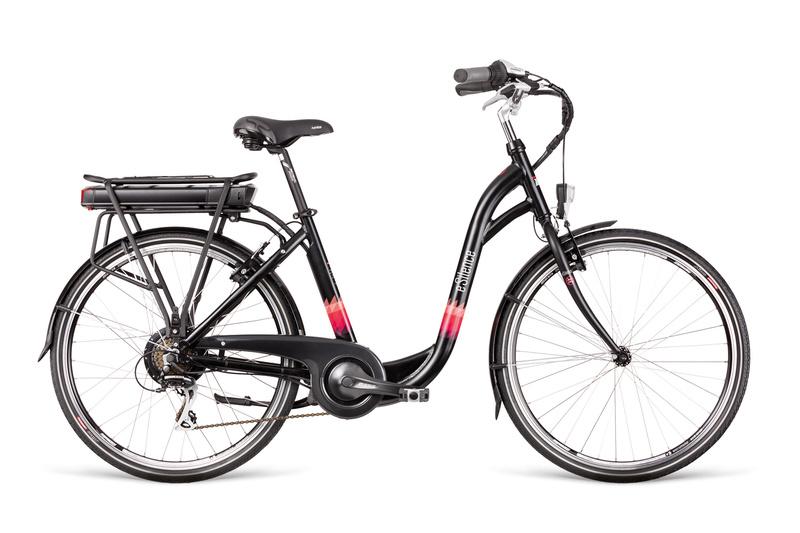 Bicykel Dema E-SILENCE 26