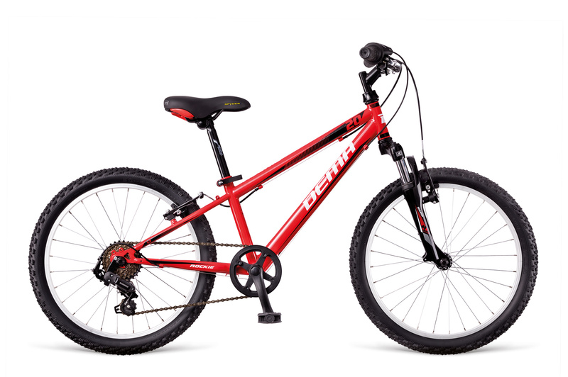 Bicykel Dema ROCKIE 20 SF Red