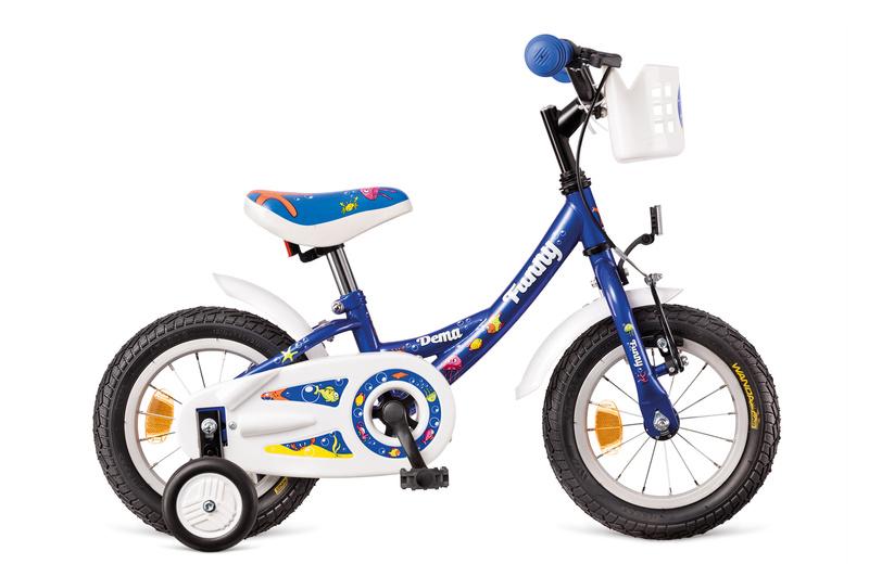 Bicykel Dema FUNNY 12 blue